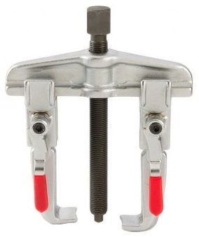 Quick Release Gear Puller - 2 Jaw