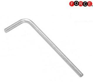 Angled socket wrench extra long