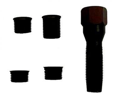 Spark plug tap set 5 pieces