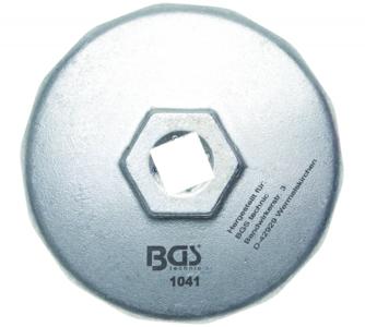 Oil Filter Wrench 14-point diameter 74 mm