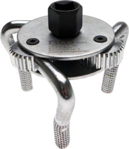 Oil Filter Wrench, 3-arm for Oil Filter diameter 50 - 100 mm