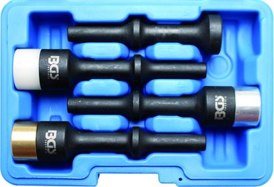 4-piece Hammer Set for Air Impact Hamers