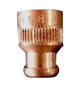 Nozzle for plasma cutter CUT45HF 0.8mm