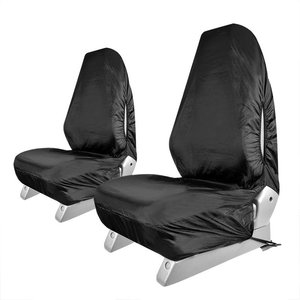 Protective car seat cover set of 2 pieces