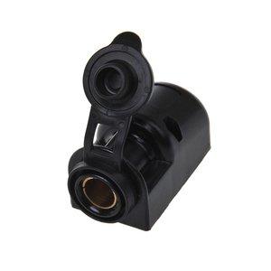 Surface mount socket DIN 12V/24V-16A