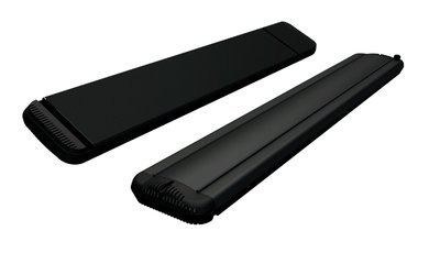 1800w hot-top infrared heater black 9818