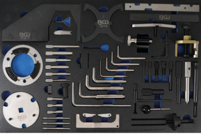 Tool Tray 3/3: Engine Timing Tool Set for Ford, VW, Seat, Mazda, Volvo