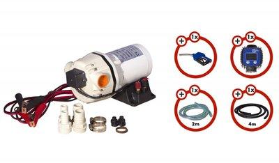 Adblue pump + accessories