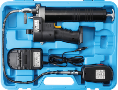 Rechargeable Grease Gun  18 V  2.0 Ah