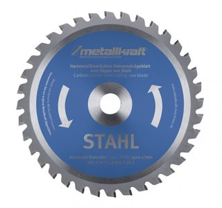 TCT circular saw blades for stainless steel, teeth-90