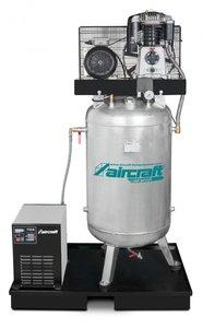 Piston compressor 15 bar - 270 liters -745x652x1.860mm