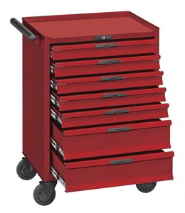 Tool trolley 240-piece