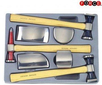 Auto body repair tool set 7pc