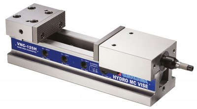 Mechanical-hydraulic machine clamp euroline 100mm